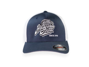 Hostagevalley Lures Mesh Cap navy